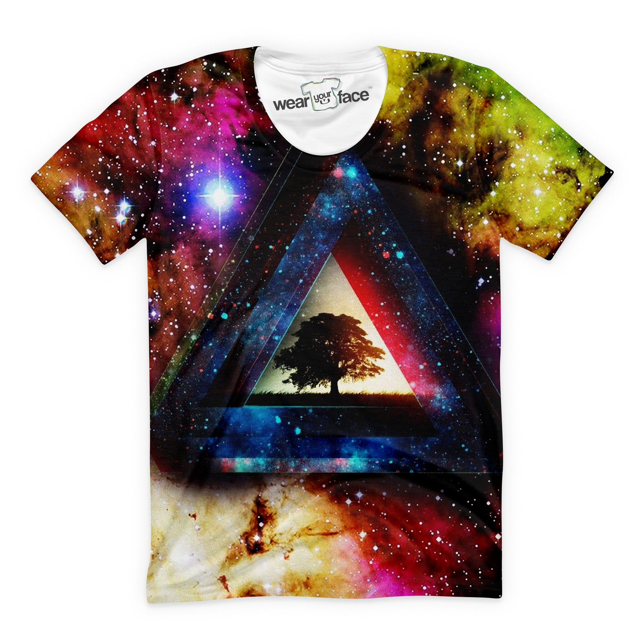 Intergalactic Pyramid T-Shirt