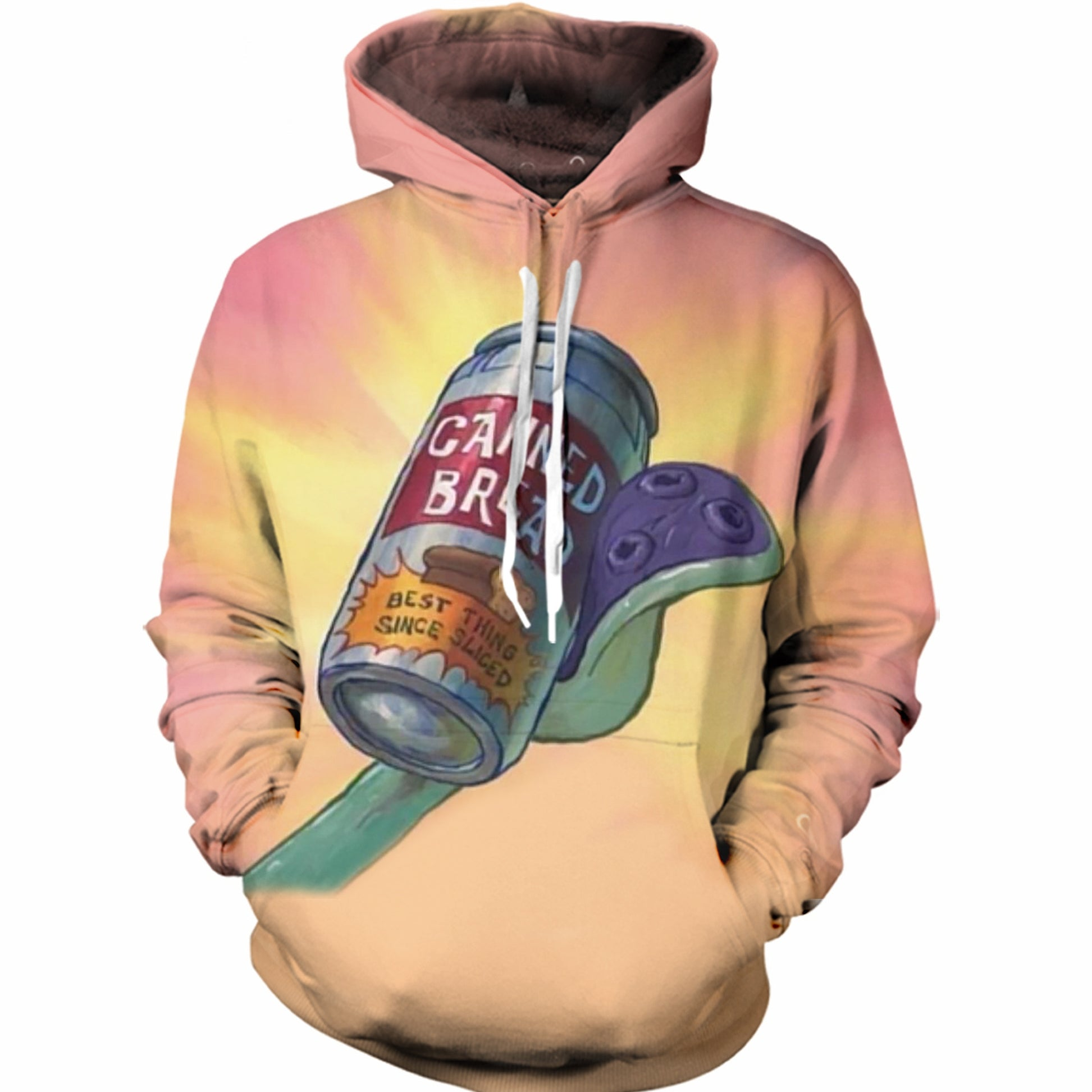 Canned Bread Hoodie