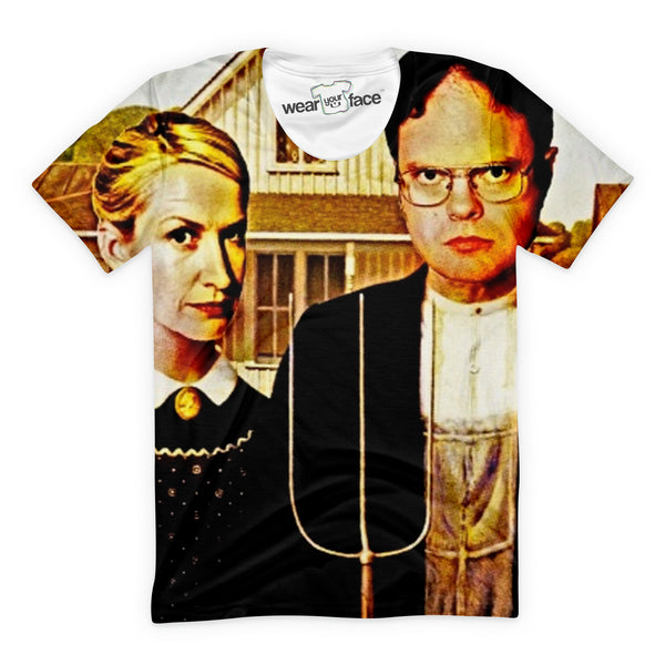 The Office: American Gothic T-Shirt
