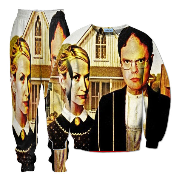 The Office: American Gothic Tracksuit