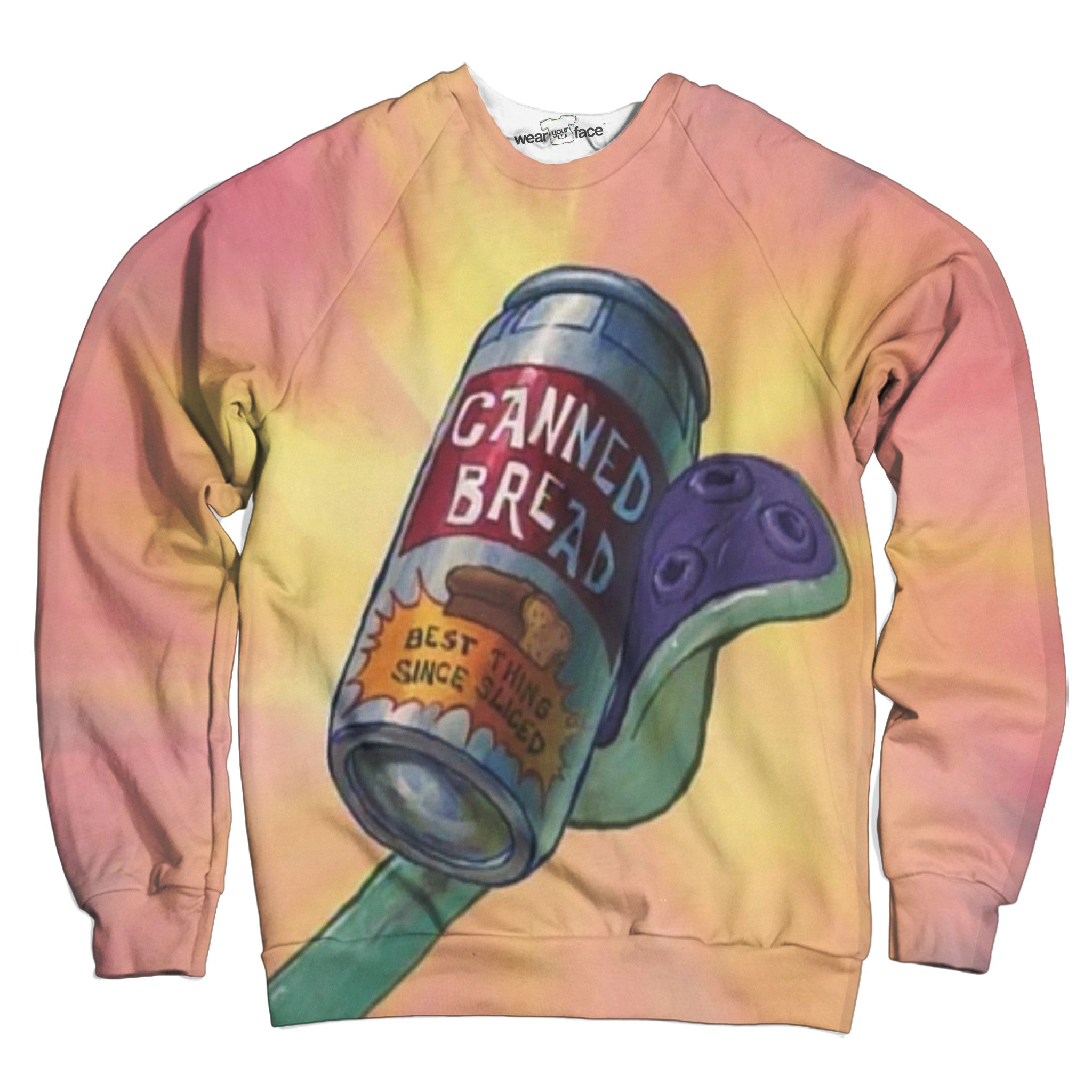 Canned Bread Sweatshirt