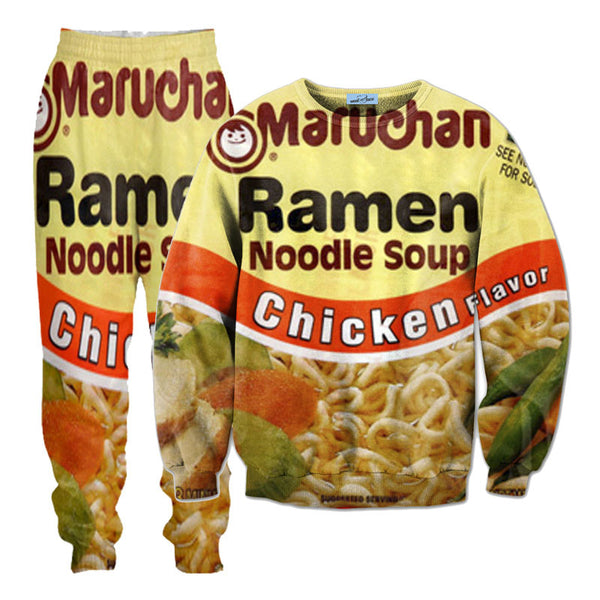 The Top Ramen Tracksuit