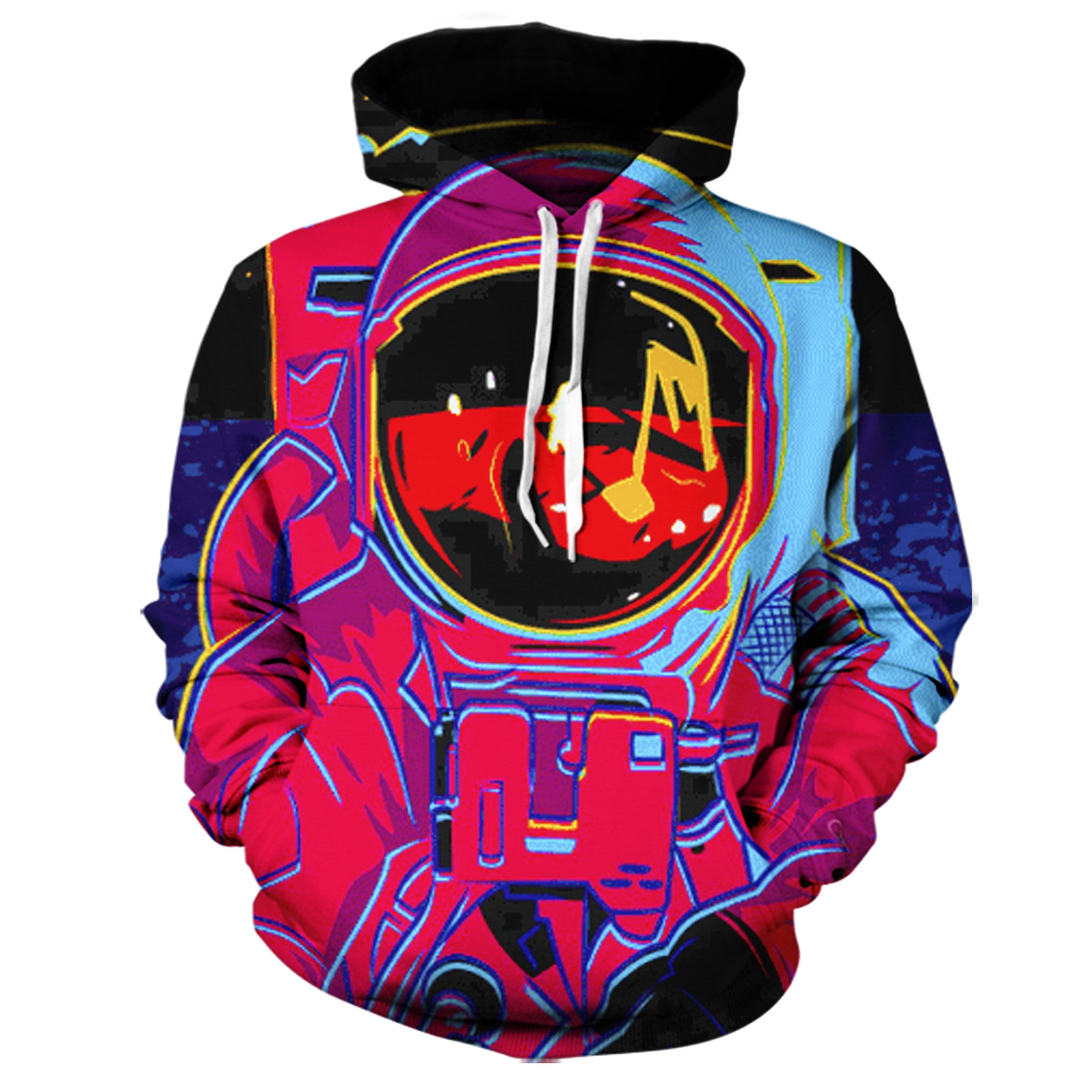 Space Destination Hoodie