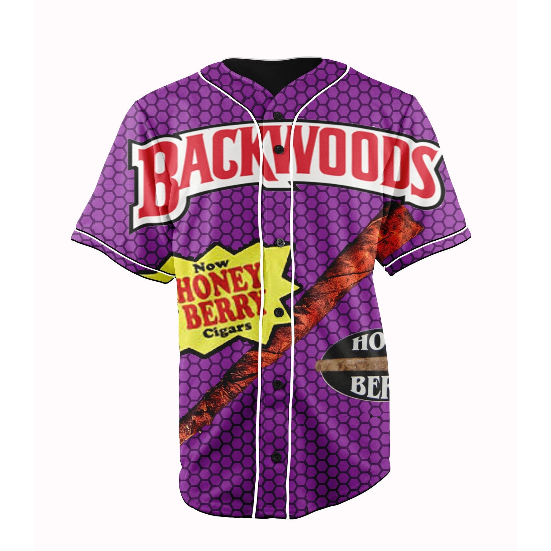 Backwoods Honey Berry Blunts Jersey