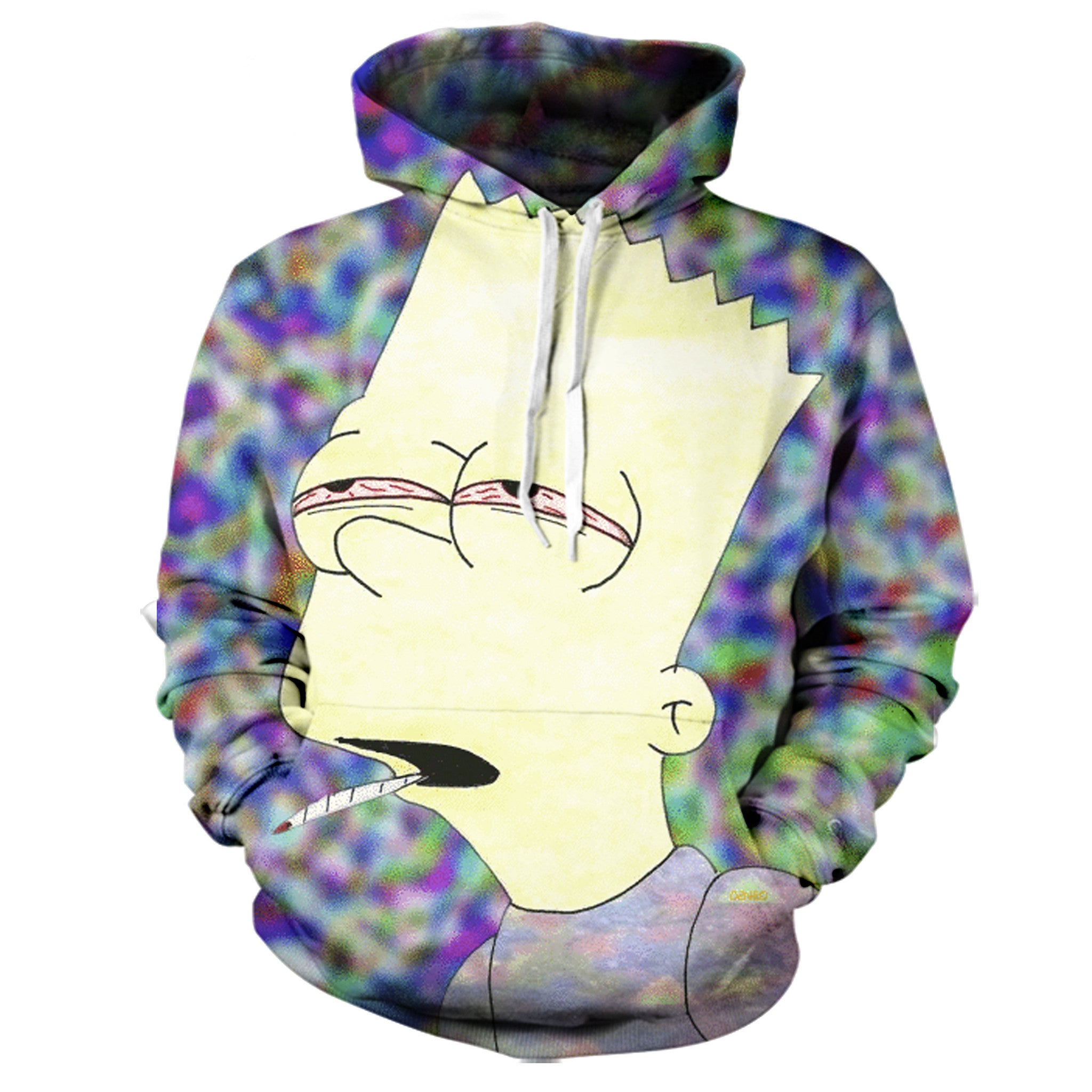 So High Up Bart Hoodie