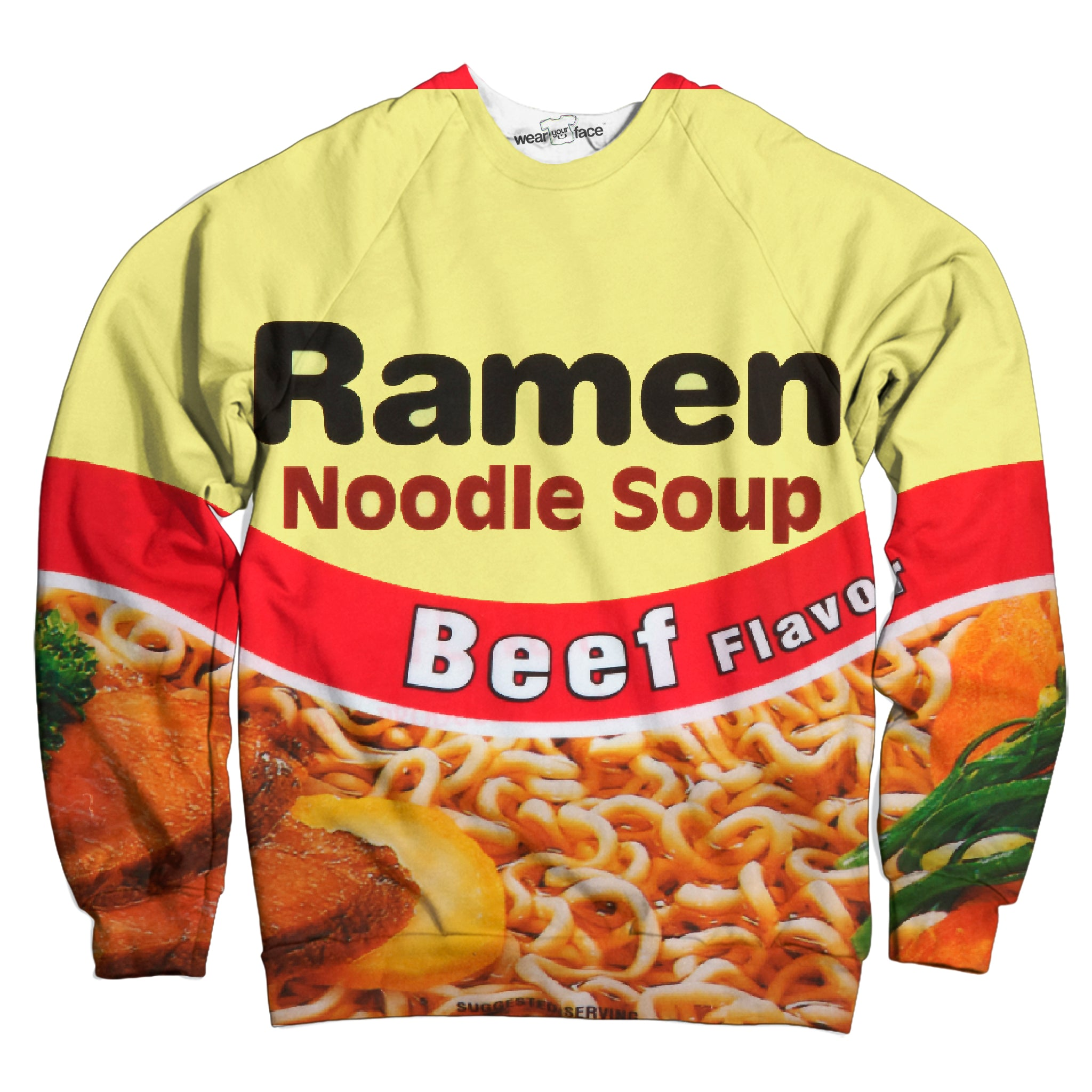 Top Ramen Beef Sweatshirt