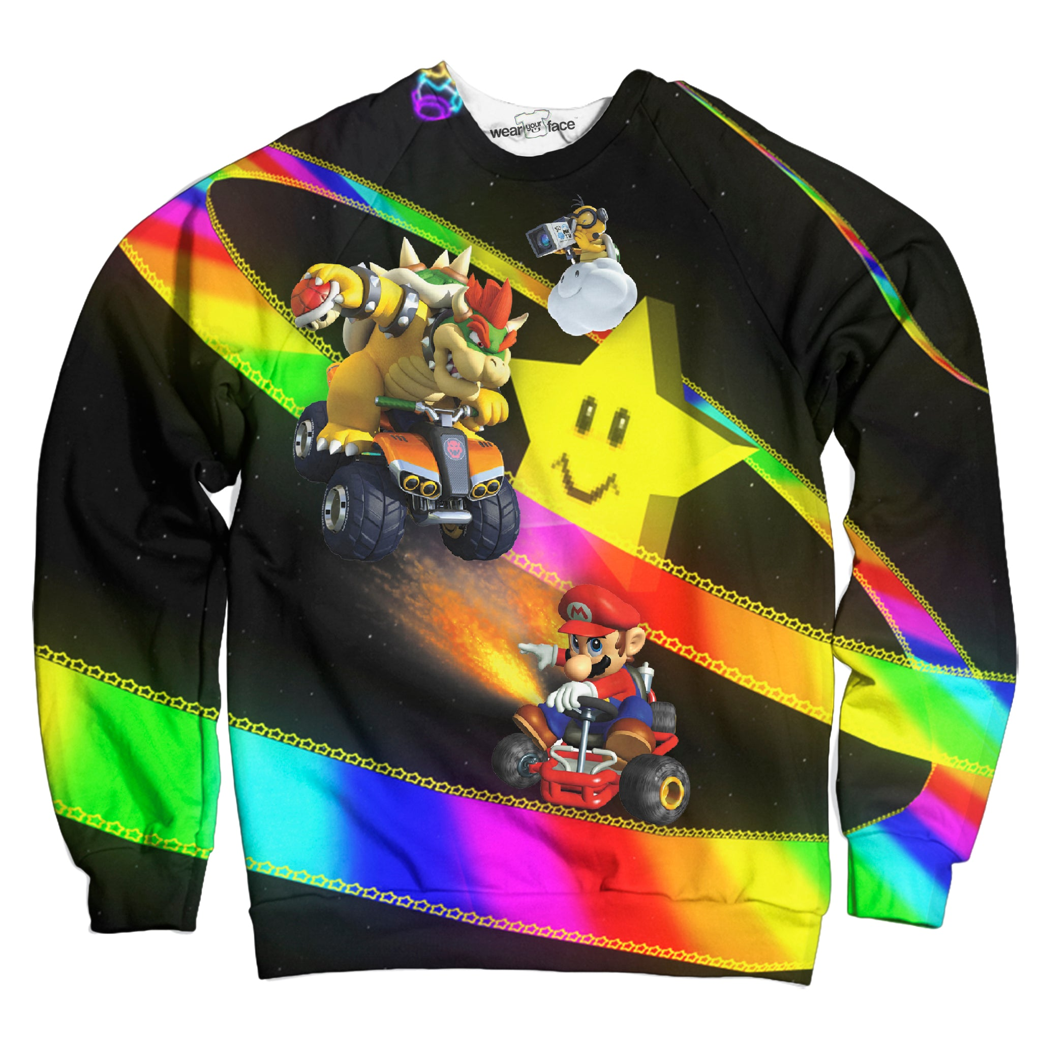 Rainbow Road Sweatshirt