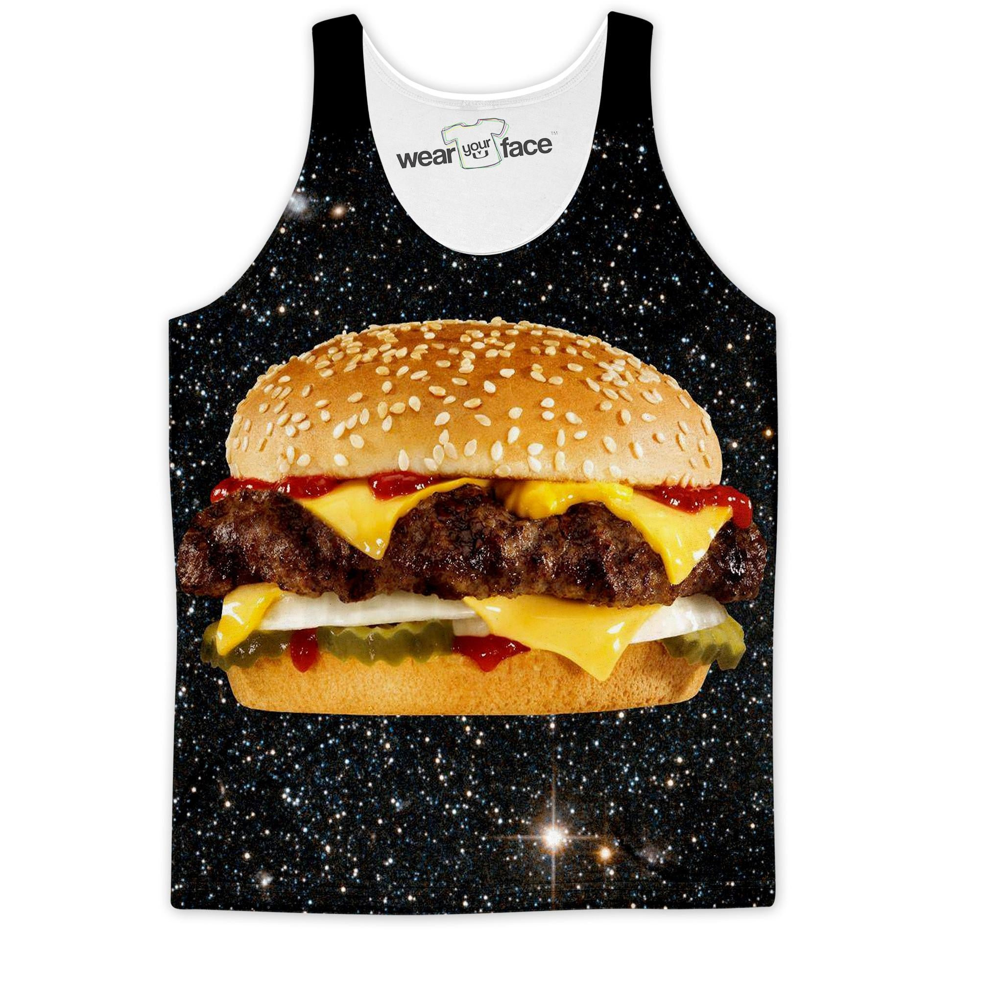 Delicious Intergalactic Burger Tank