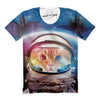 Cat Damon Astronaut T-Shirt