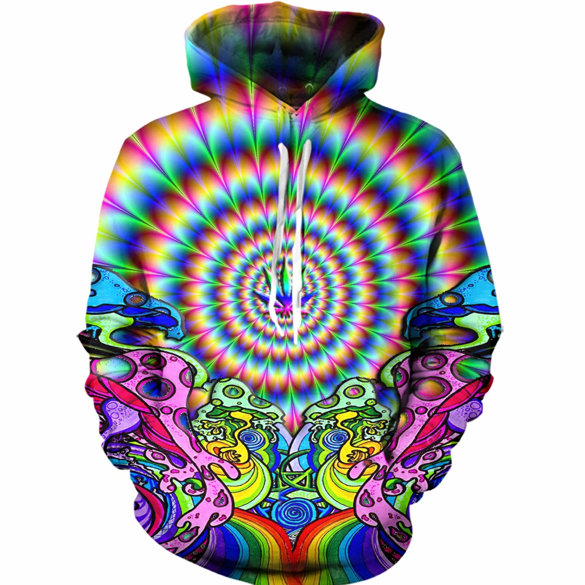 Tripped Out Hoodie