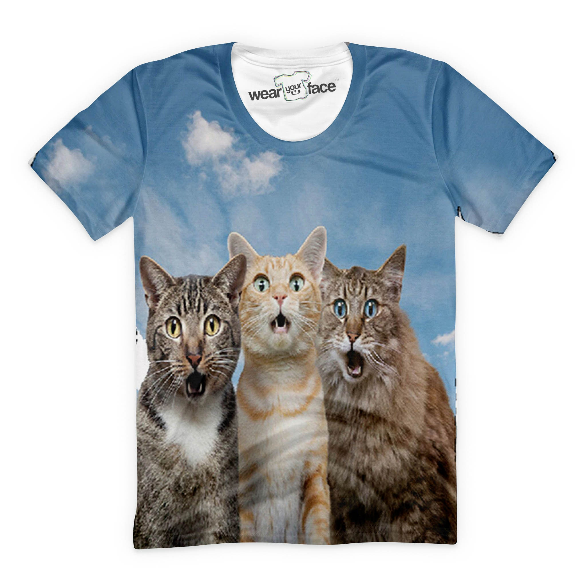 The Three Old Cats T-Shirt