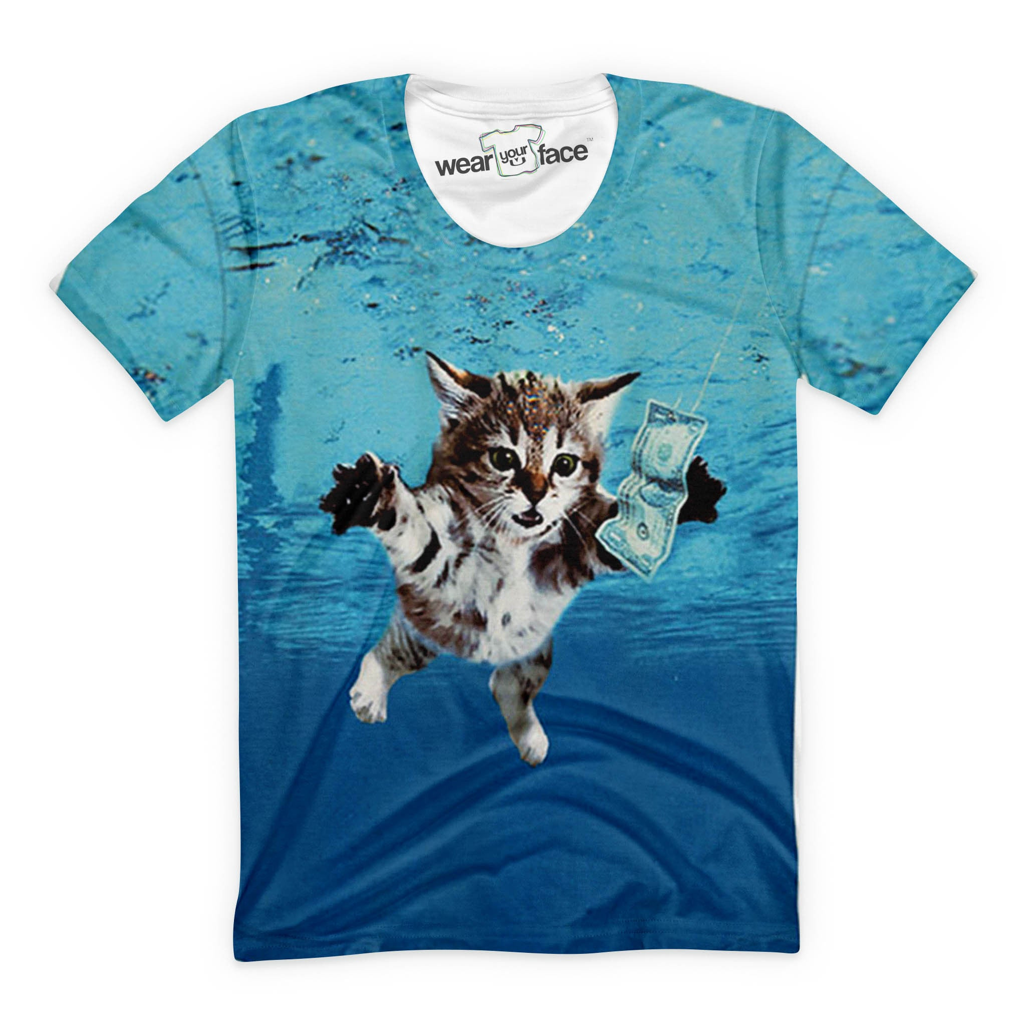 Nirvana Kitten T-Shirt