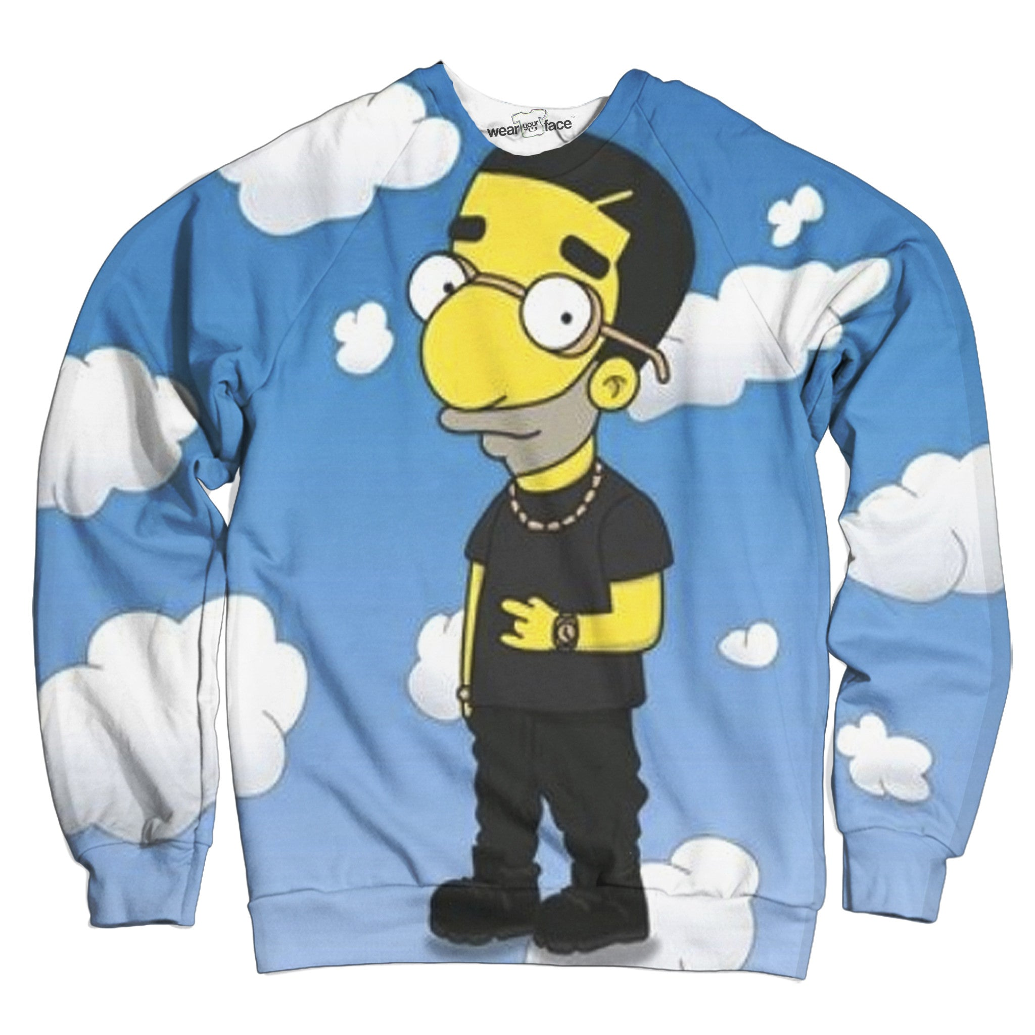 The Drizzy Milhouse Sweatshirt