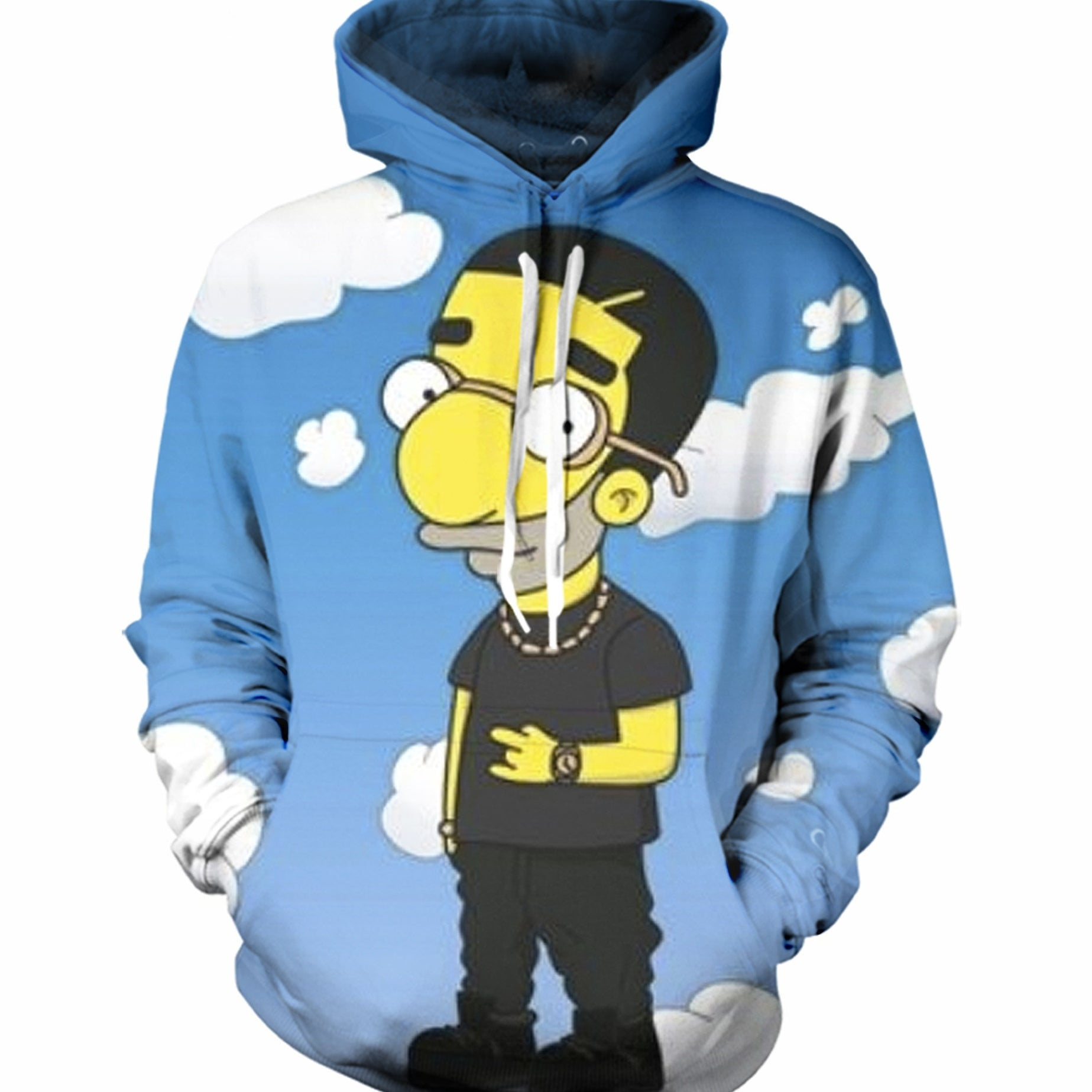 The Drizzy Milhouse Hoodie