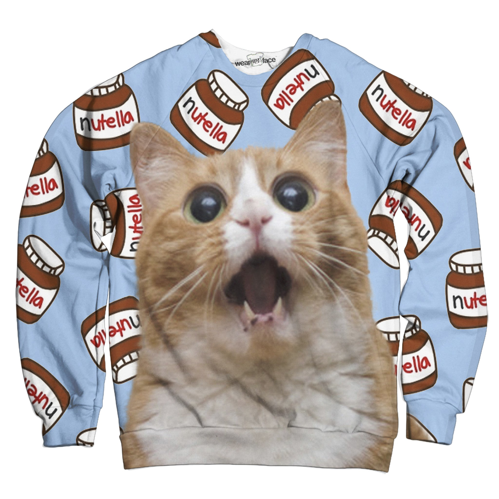 Nutella Excitement Sweatshirt