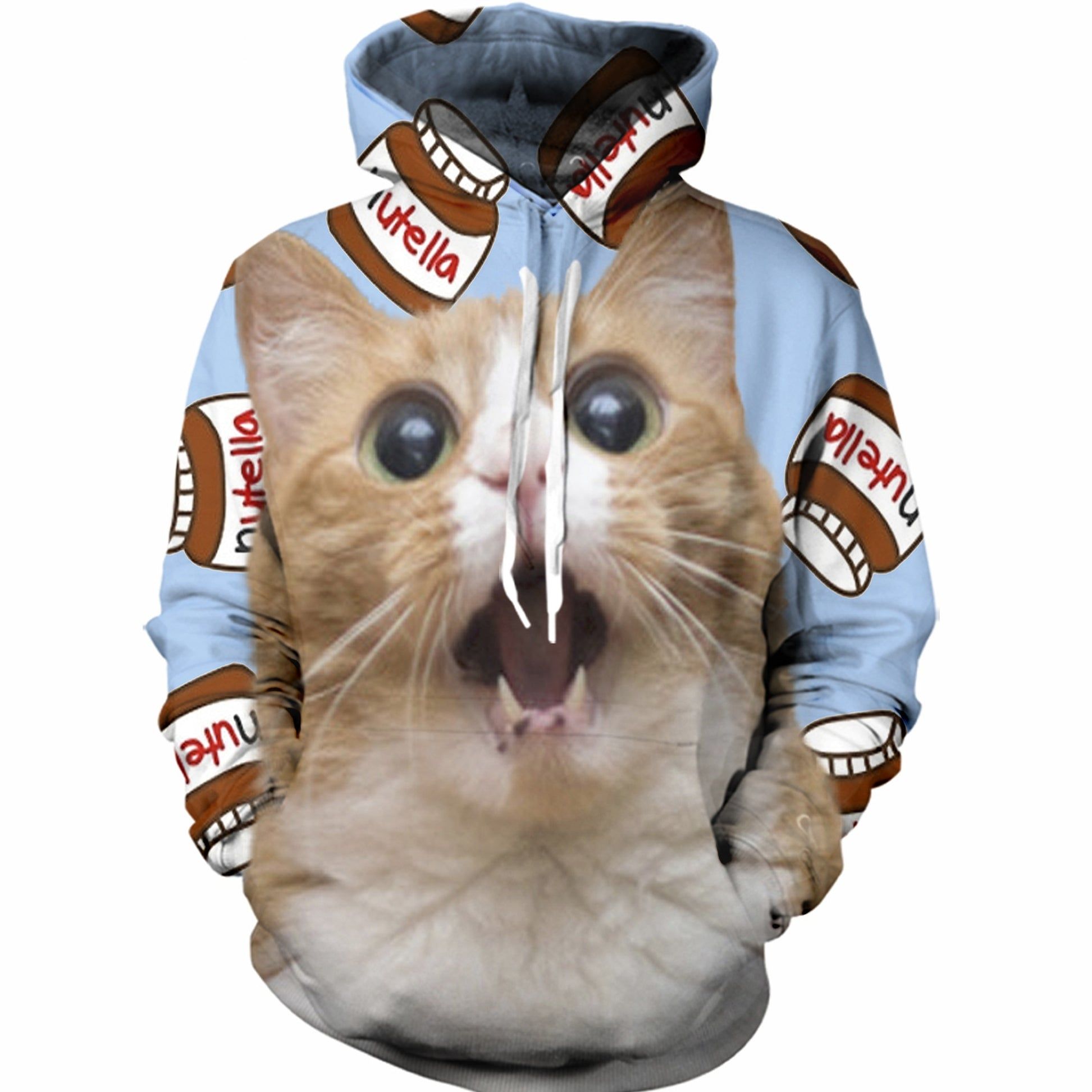 Nutella Excitement Hoodie