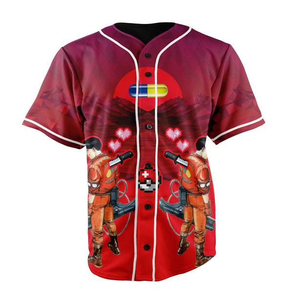 Anime Hunter Jersey