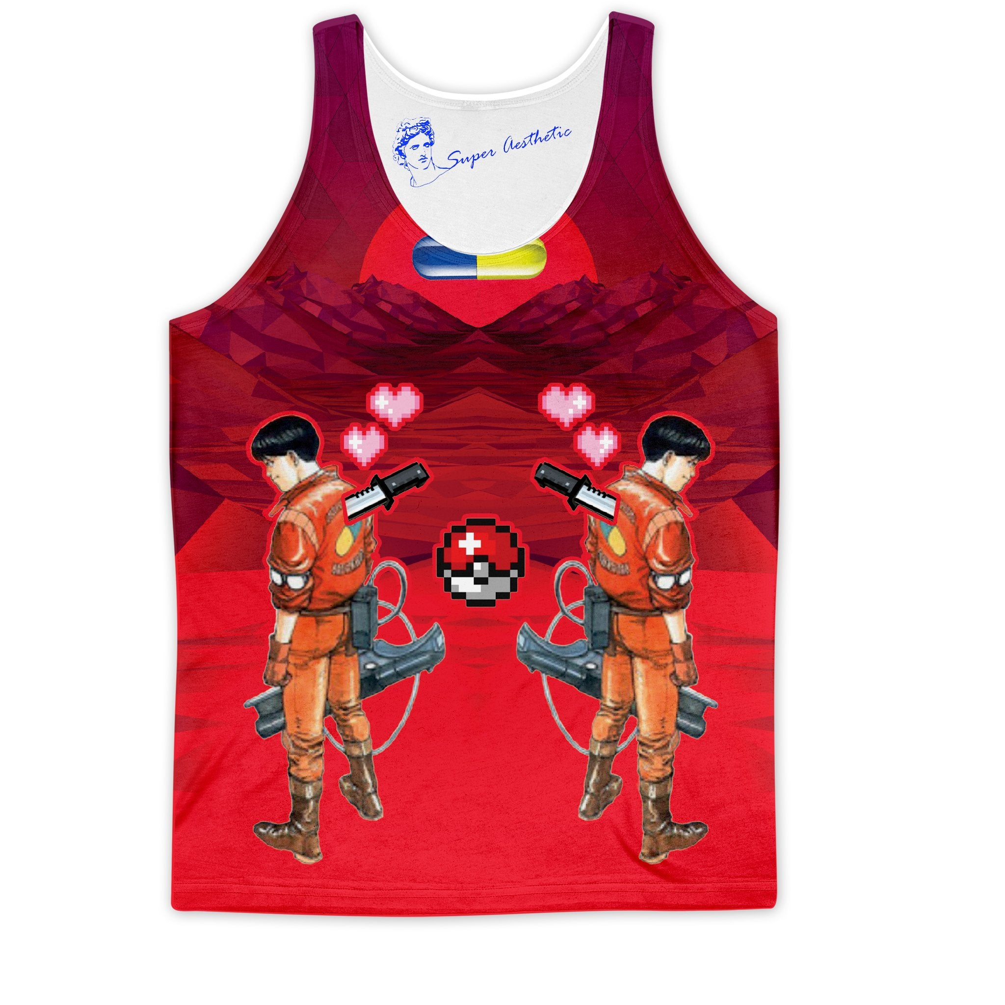 Anime Hunter Tank