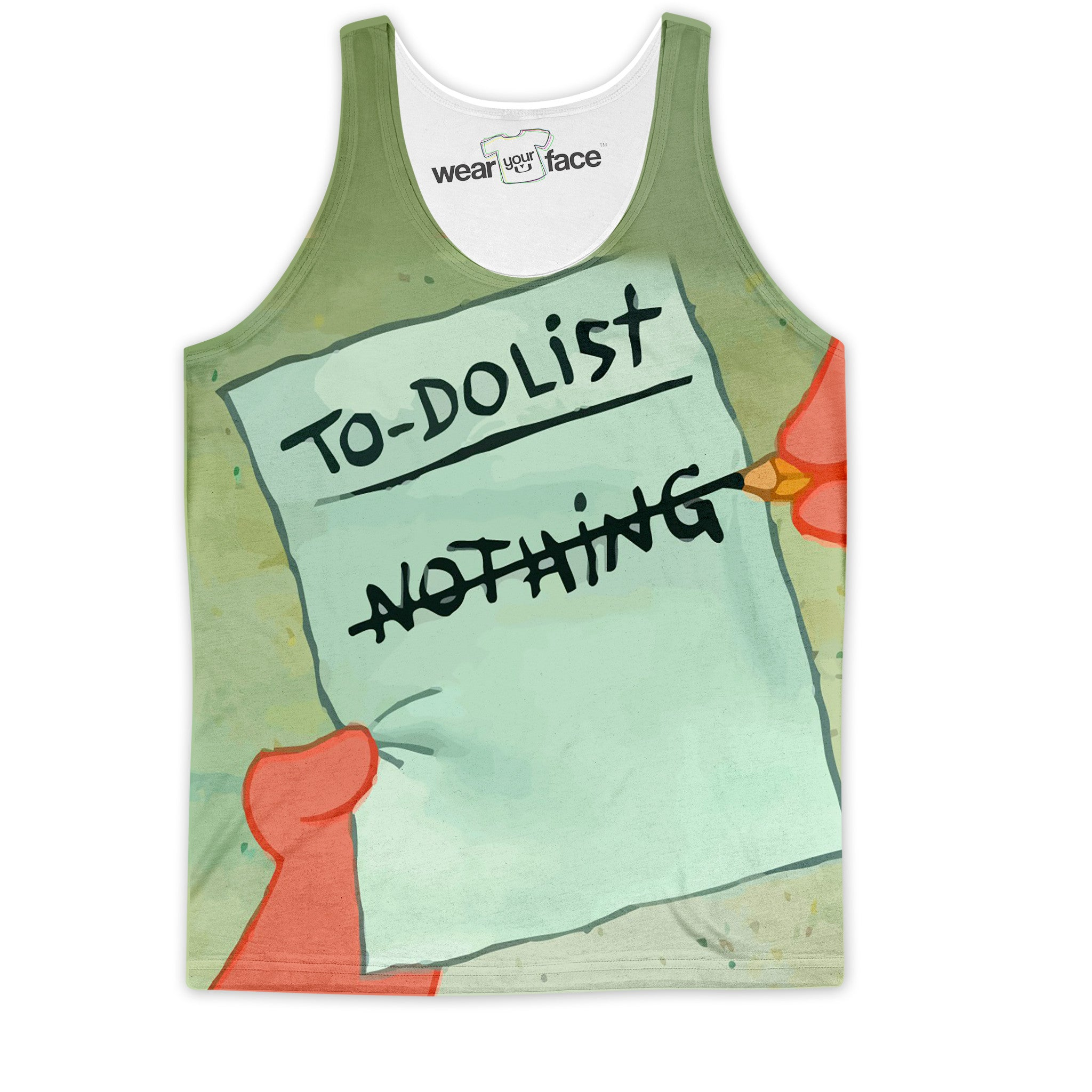 To Do List Tank