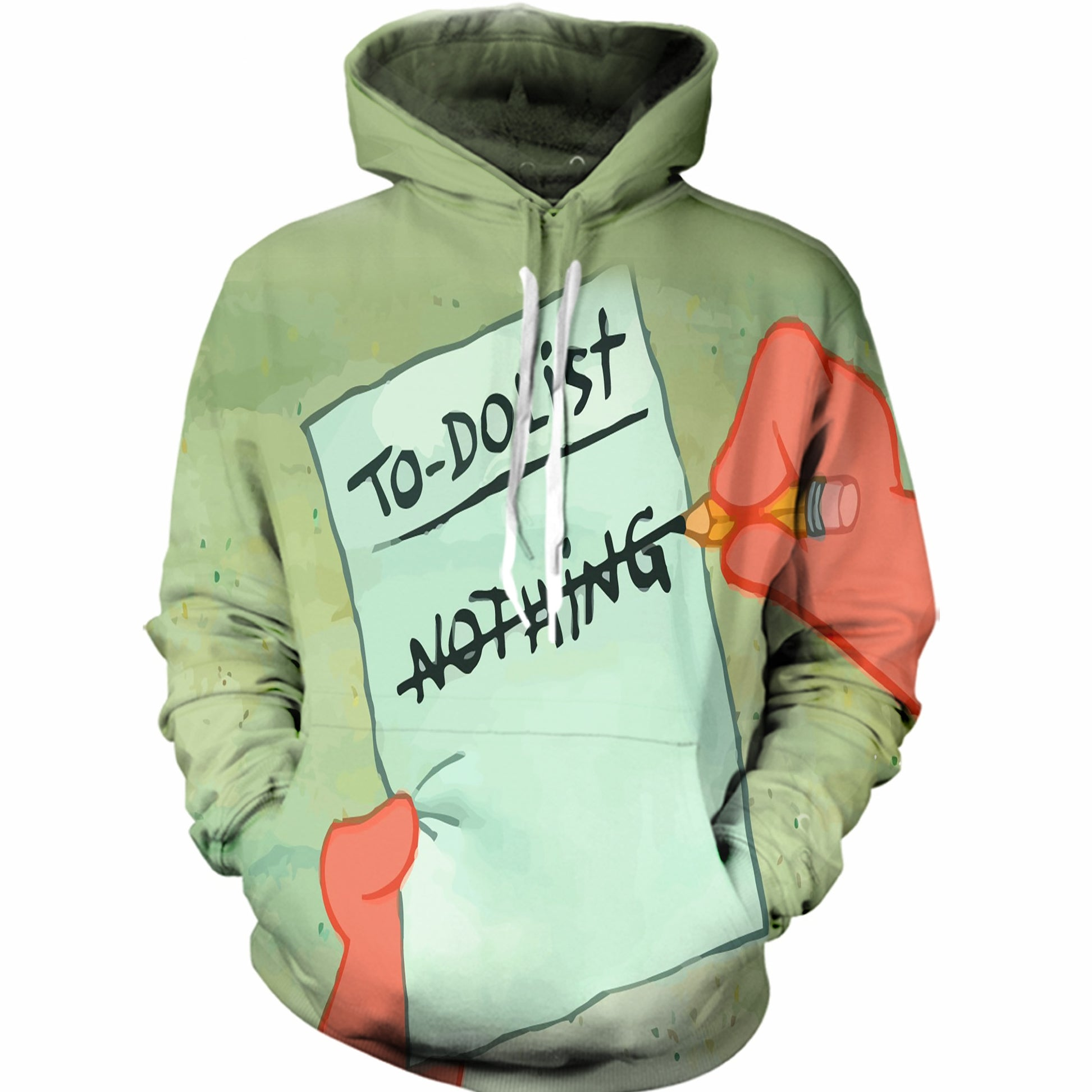 To Do List Hoodie