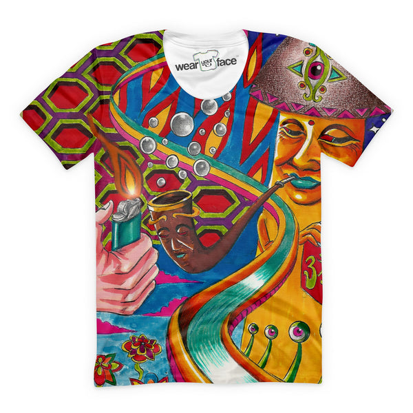 Piped Up Wonderland T-Shirt