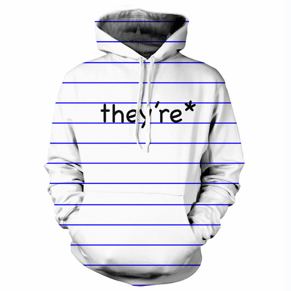 They're* Hoodie