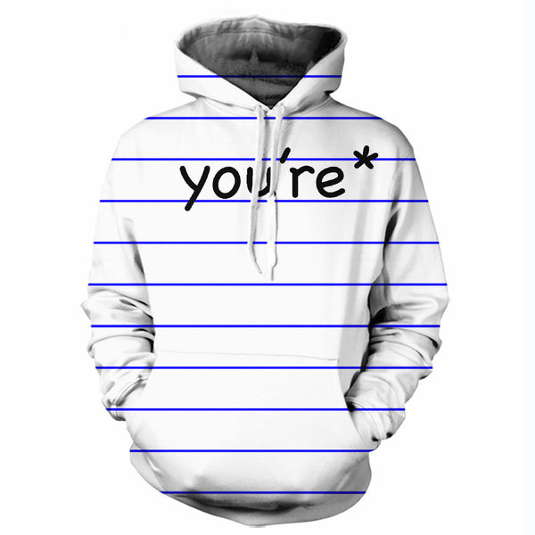 You're Hoodie