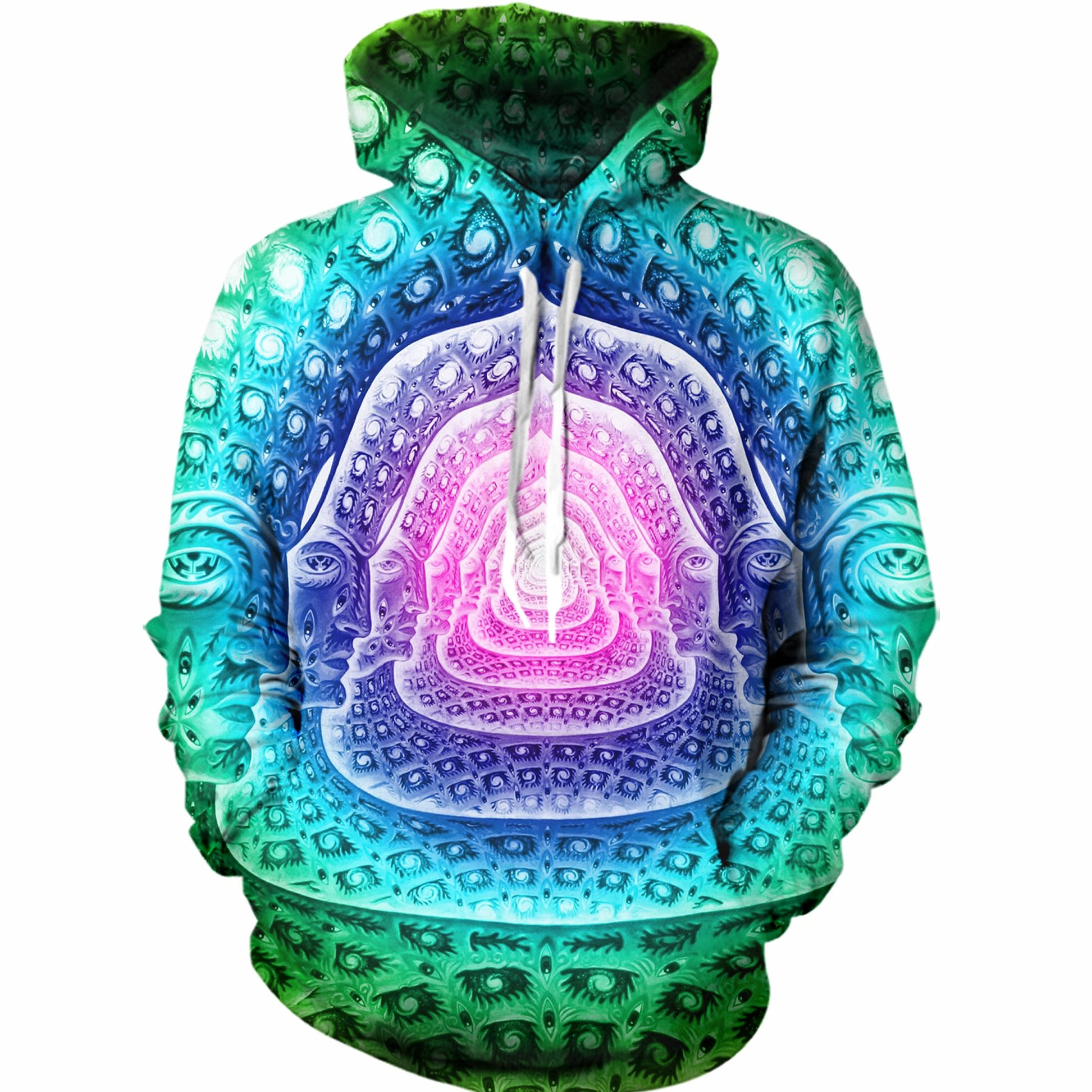Into Another Realm Hoodie