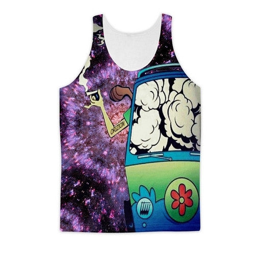 Mellow Mystery Machine Tank