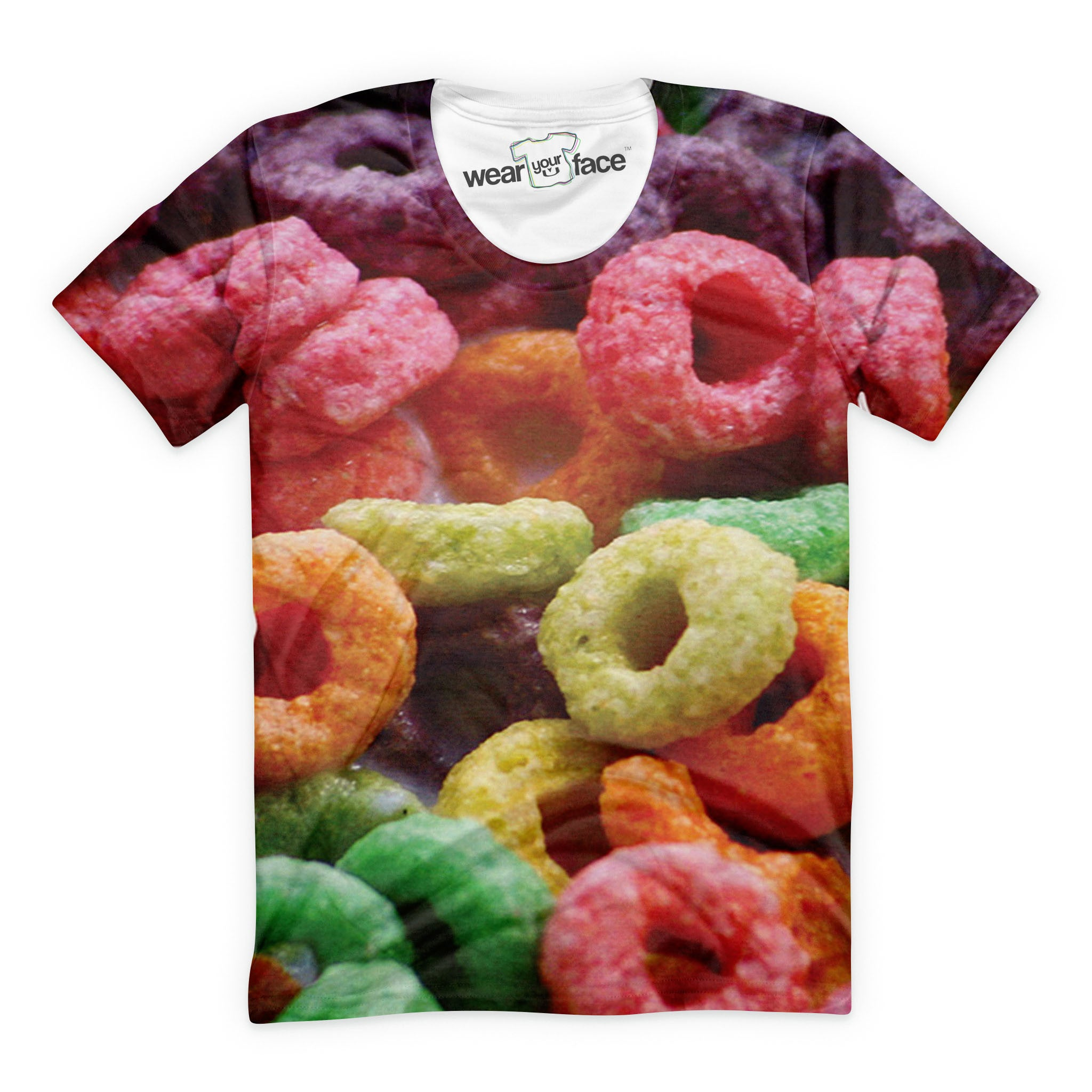 Fruit Looped T-Shirt