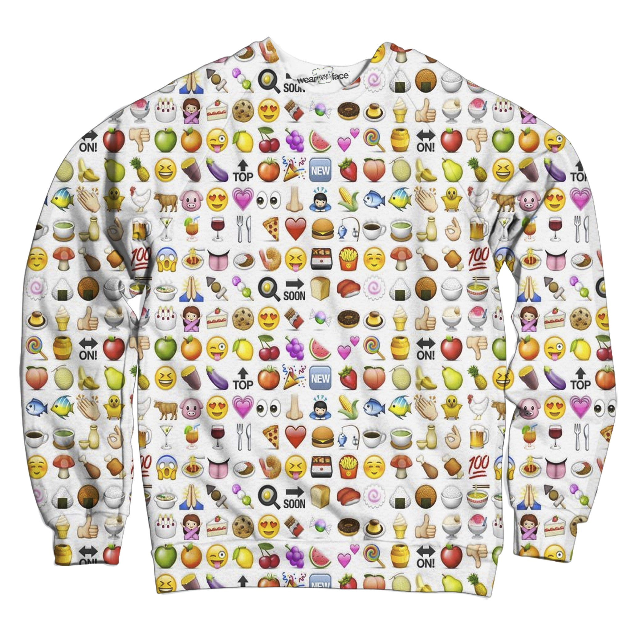 Every Emoji Sweatshirt