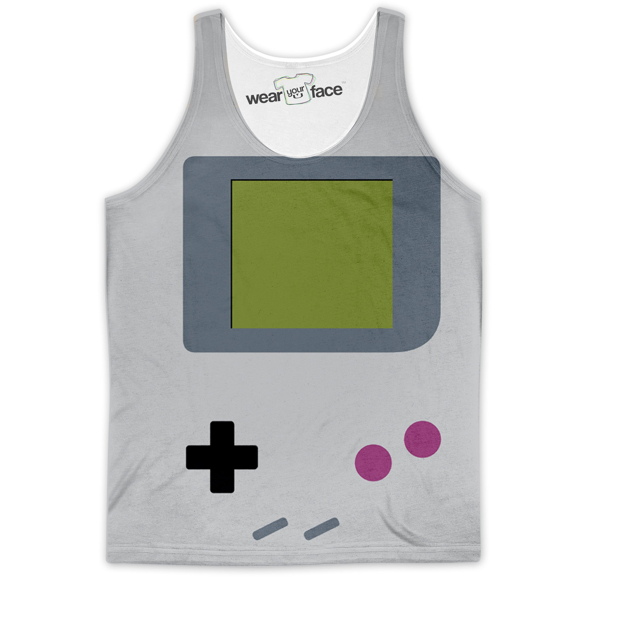 The OG Gameboy Tank