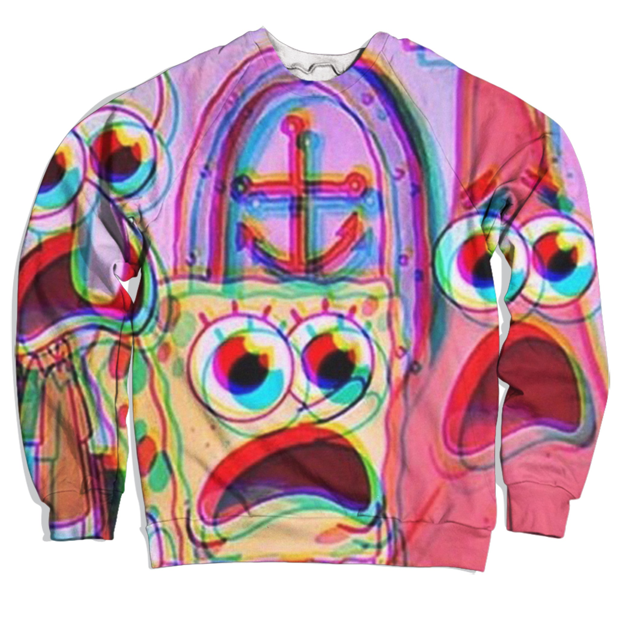 Shocked Buddies Sweatshirt