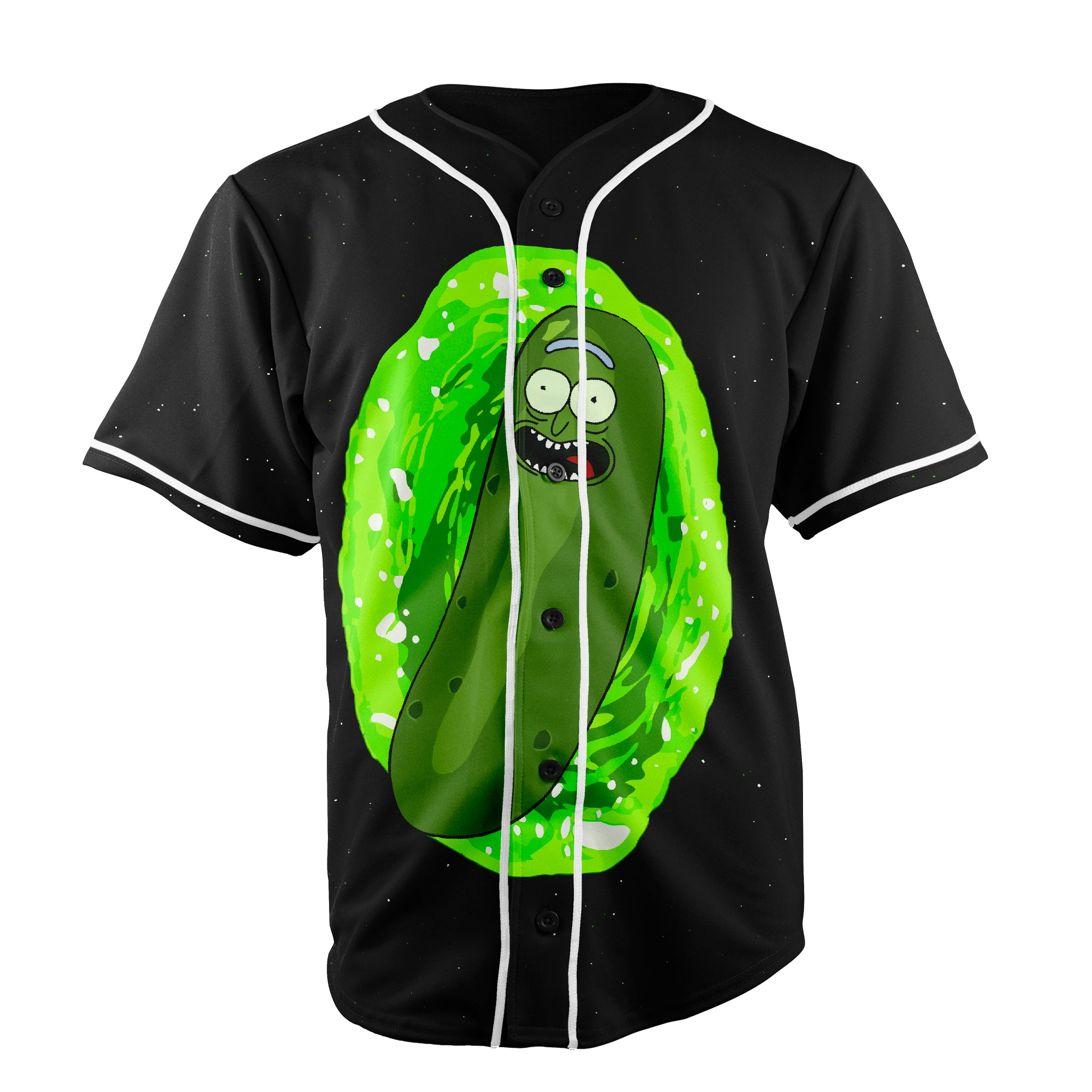Pickle Rick Vortex Jersey