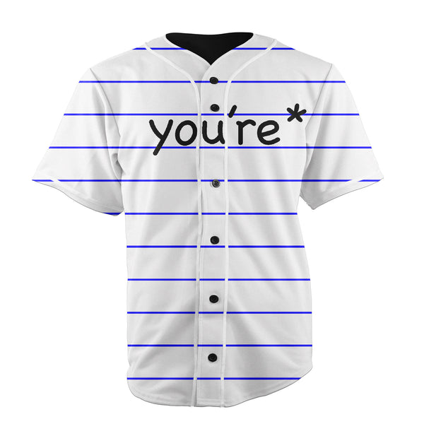 You're Jersey