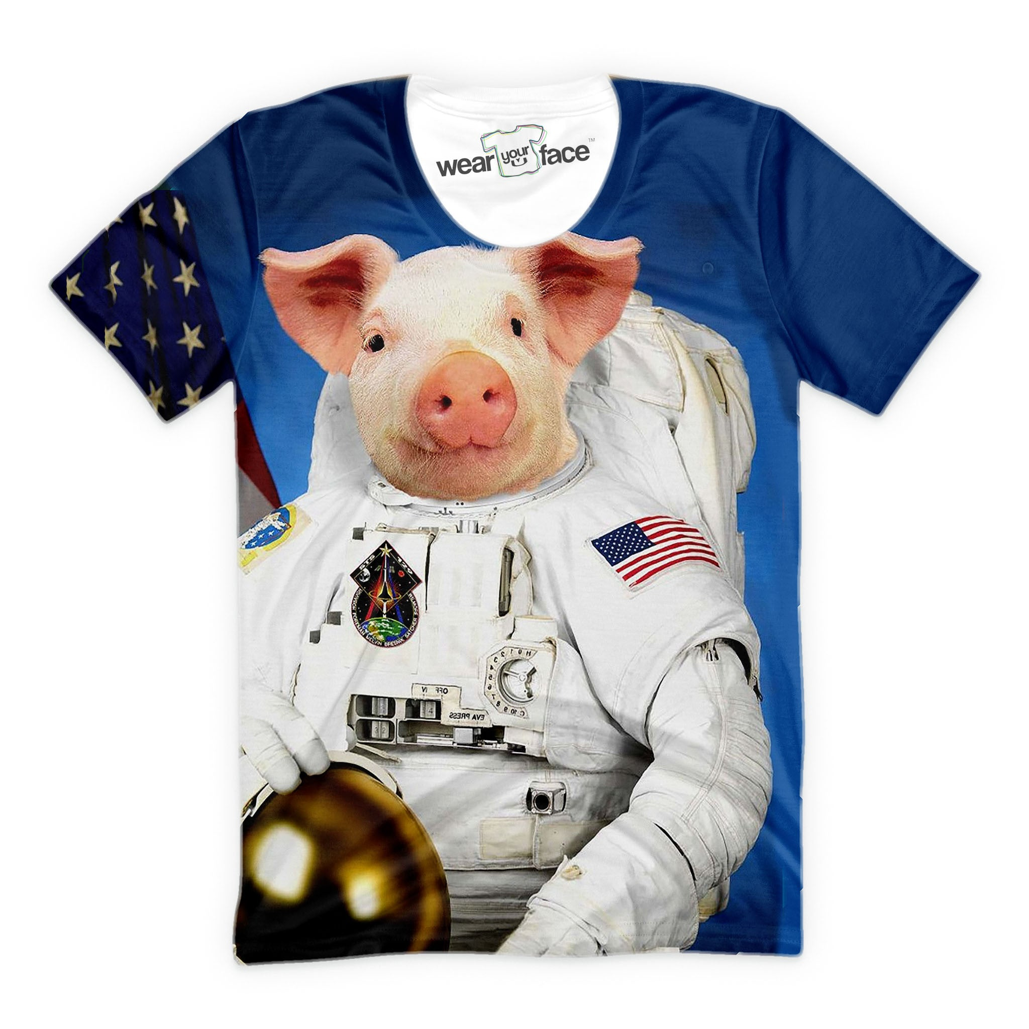 Space Pig T-Shirt