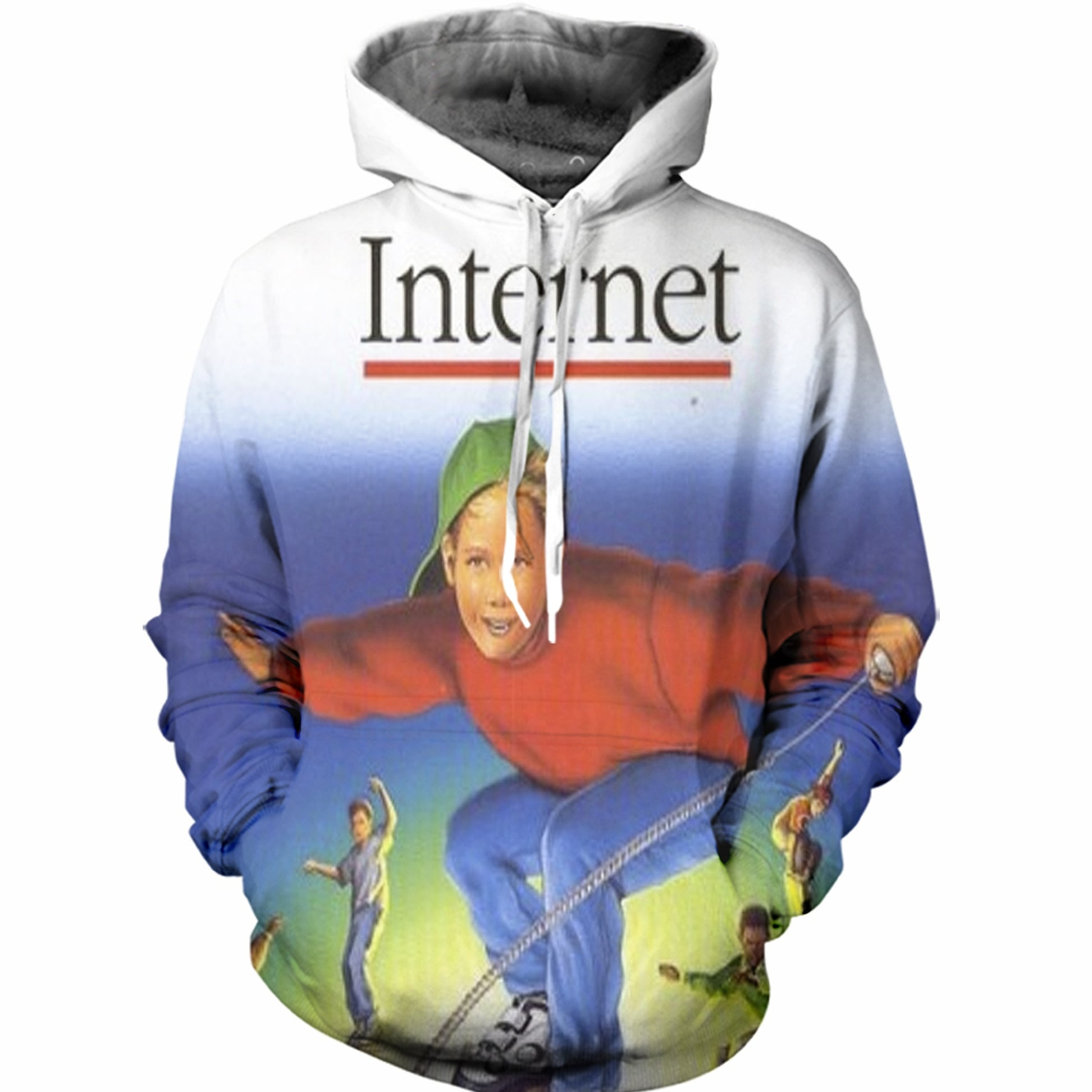 90's Classic Internet Hoodie