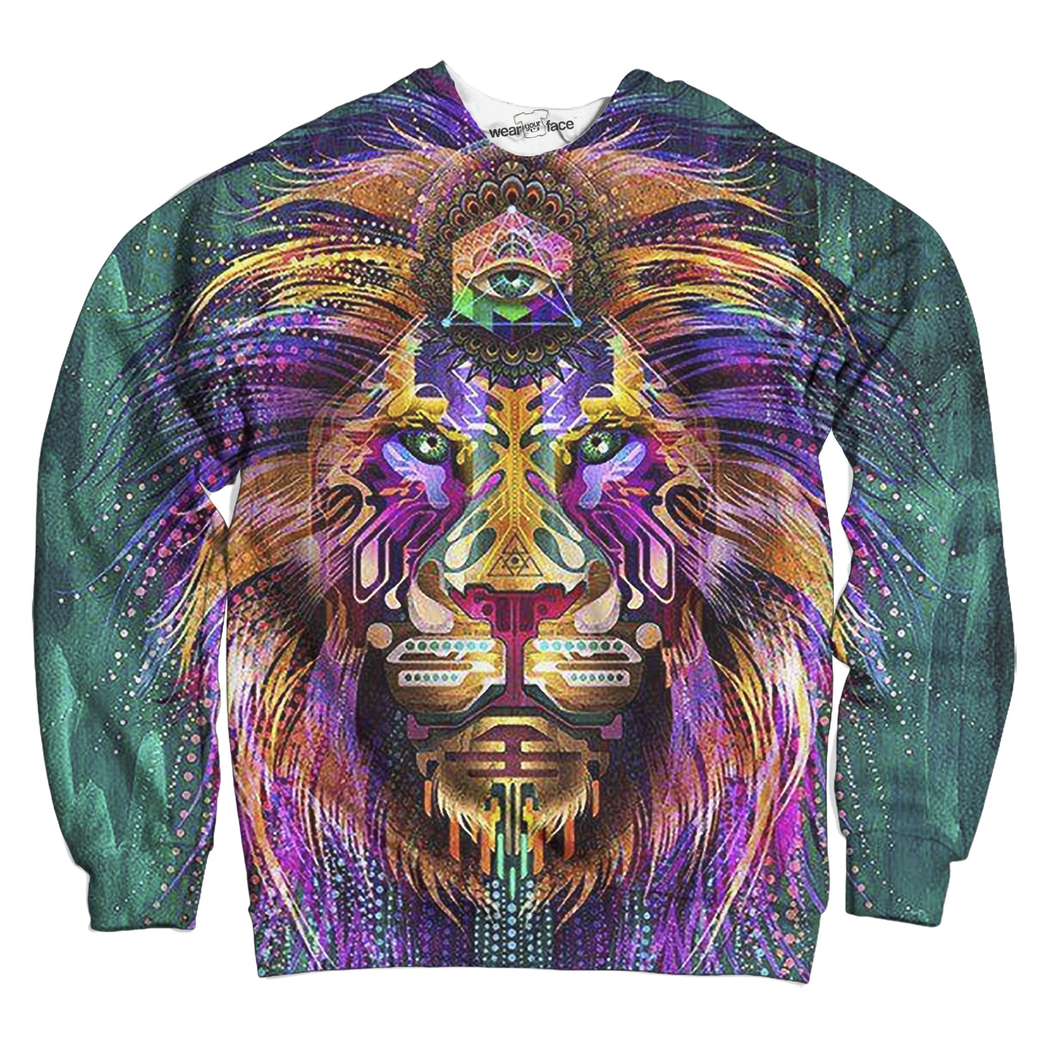 Lion Trip Sweatshirt