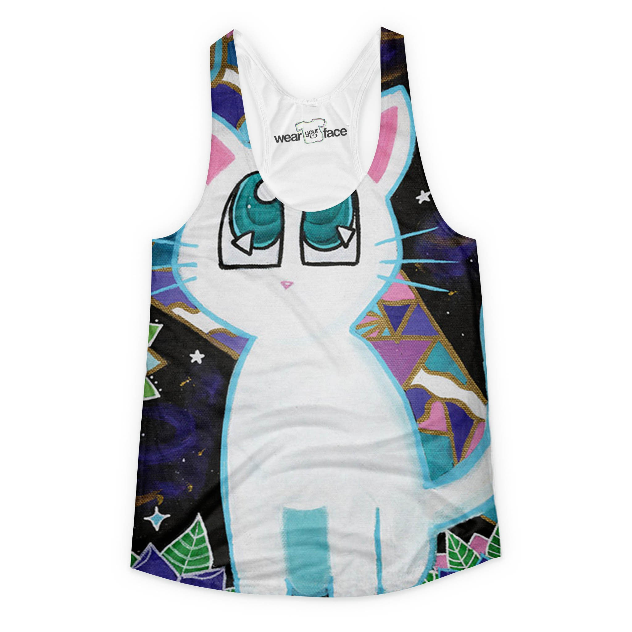 Japanese Anime Cat Girls Tank