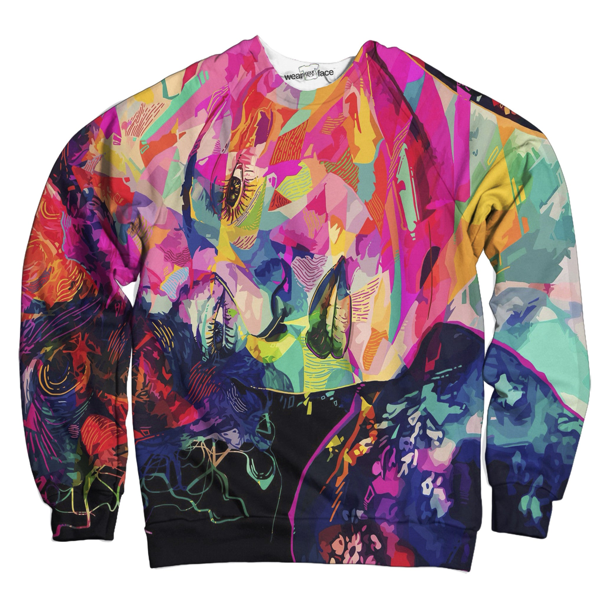 Lady Of The Arts Sweatshirt