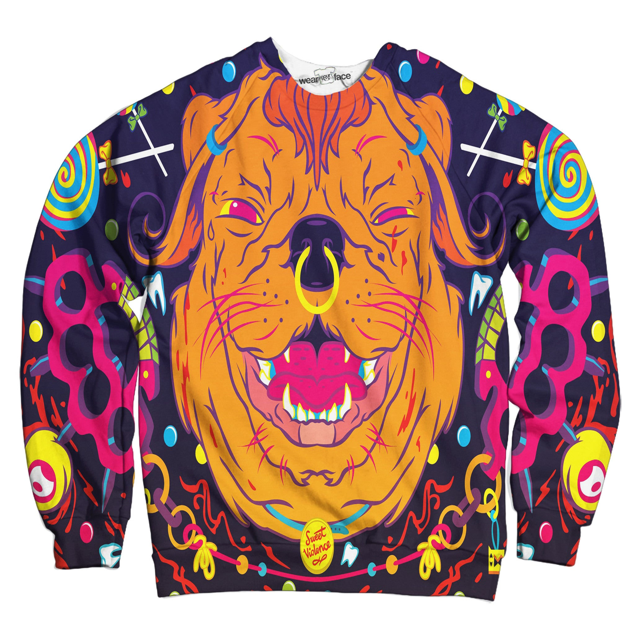 Lovable Beast Sweatshirt
