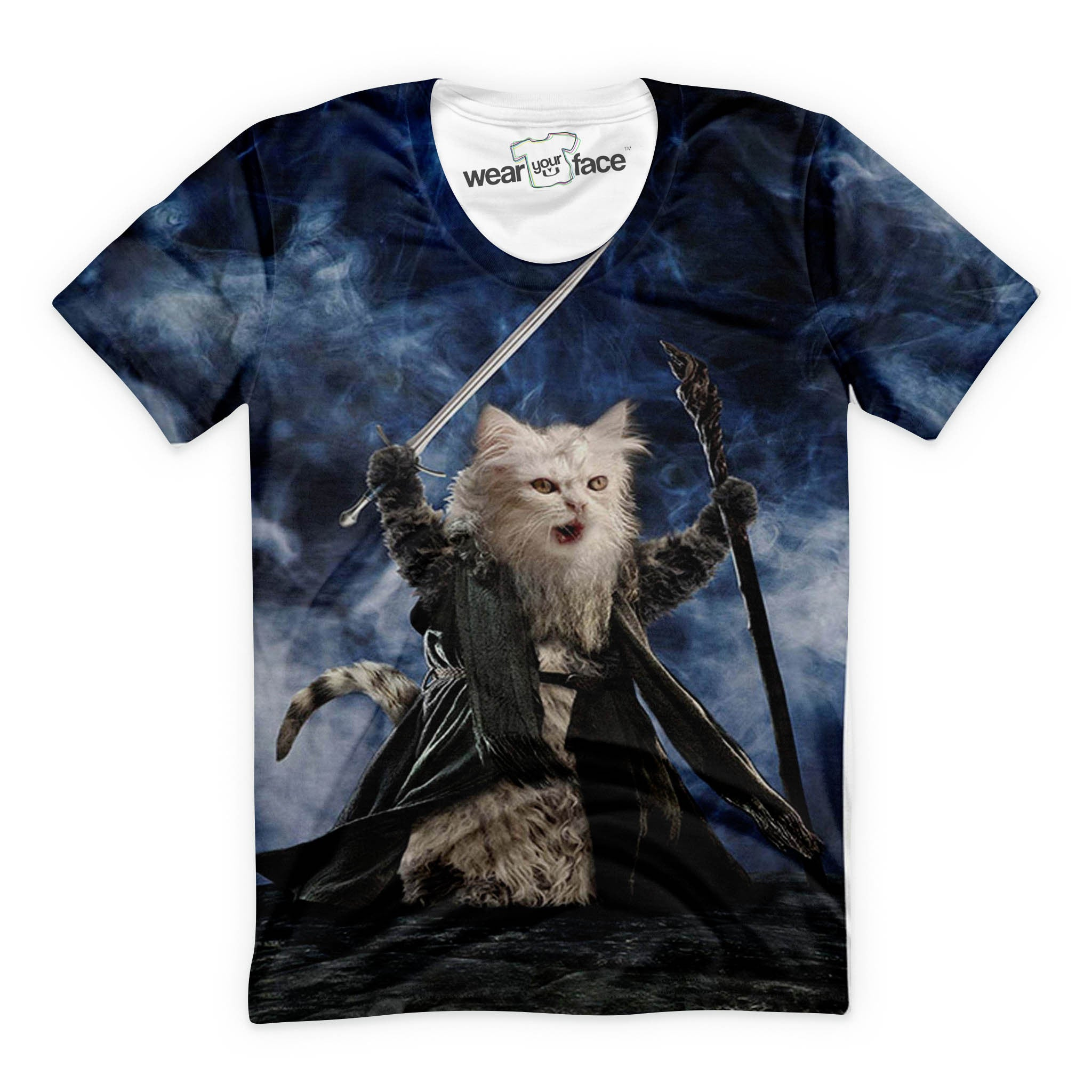 Lord Of The Litterbox T-Shirt