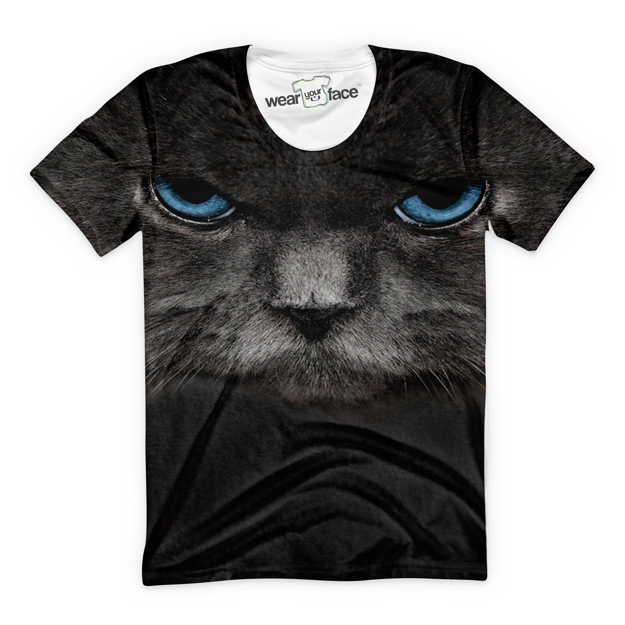 The Original Angry Cat T-Shirt