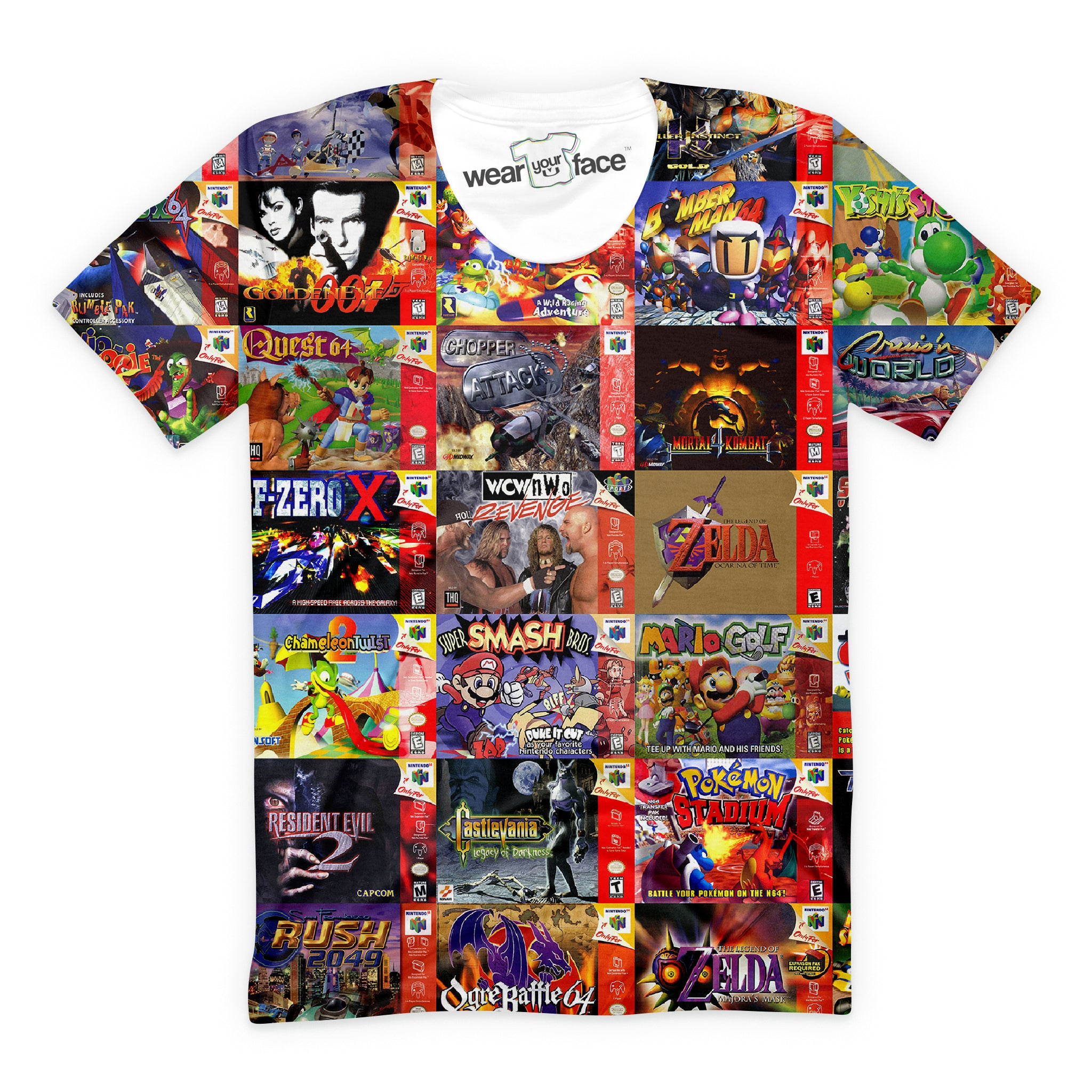 N64 Galore T-Shirt