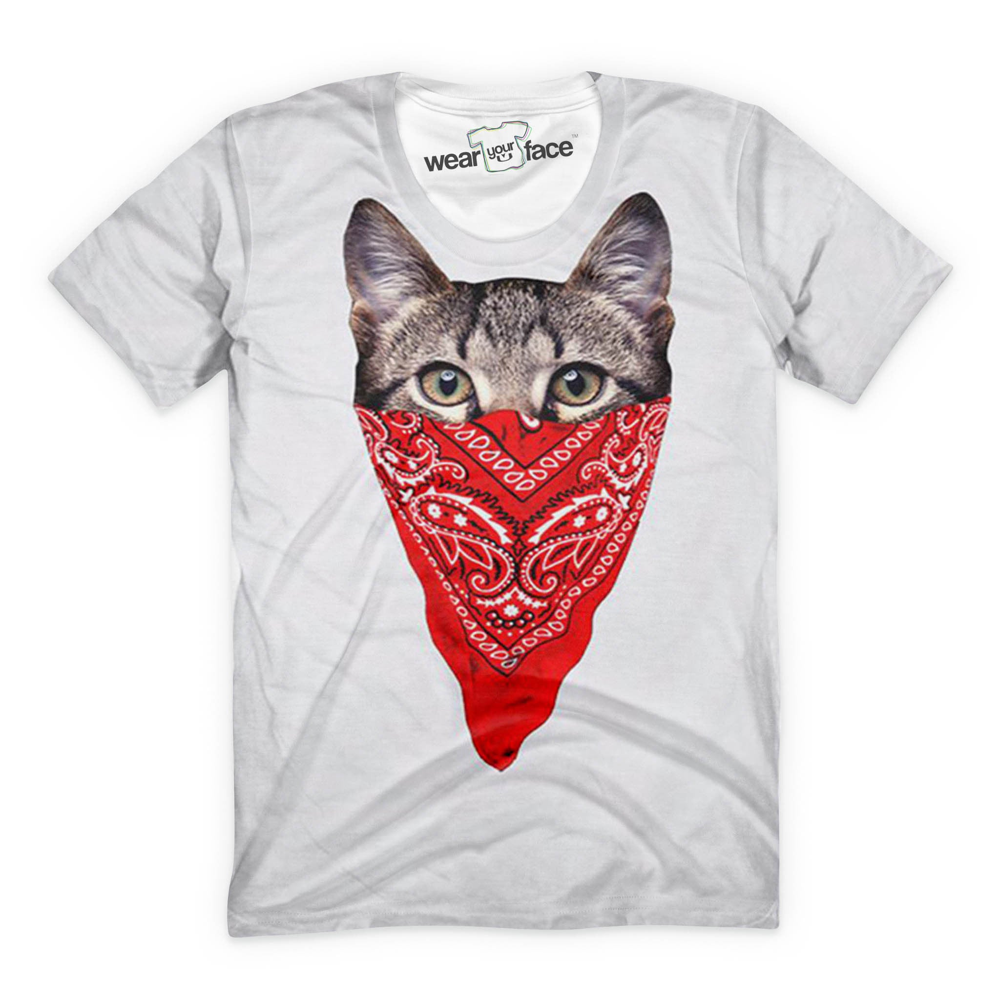 The Original Gangster Cat T-Shirt