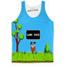 Game Over Duck Hunt Tank
