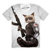 Grumpy Cat Soldier T-Shirt
