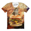The Cheeseburger Throne T-Shirt
