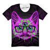 Neon Third Eye Kitty T-Shirt