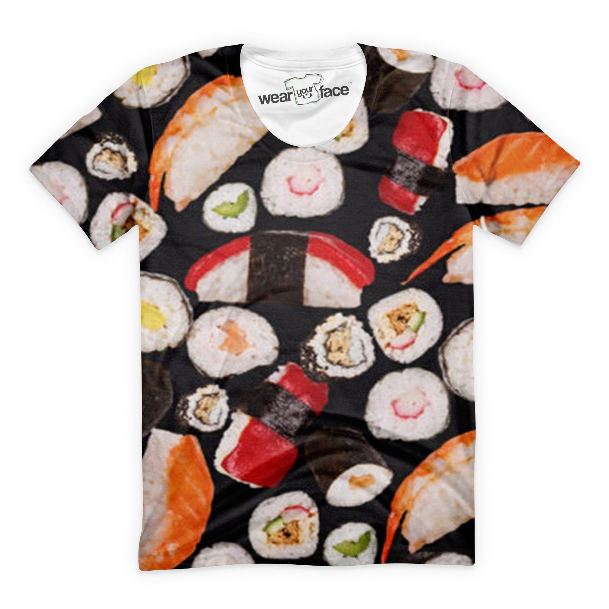 Wearable Sushi T-Shirt